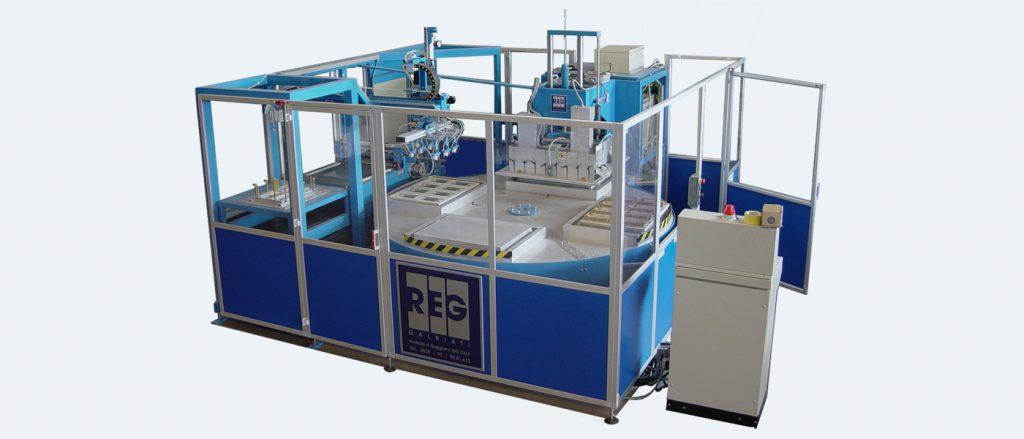 REG Galbiati Srl: progettazione e produzione macchine saldatrici ad alta frequenza su misura per tutti gli usi e le applicazioni industriali